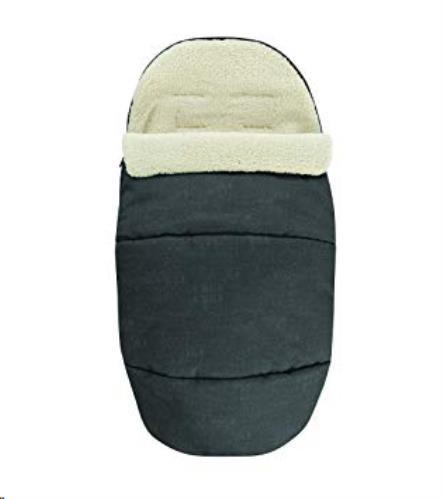 2-in-1 voetenzak Nomad Black