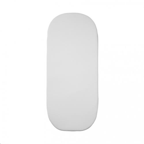 Essentials hoeslaken natural white