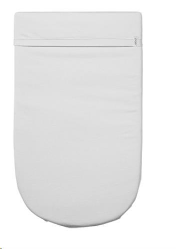 Essentials laken natural white