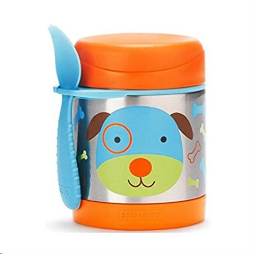 Zoo Insulated Food Jar Dog