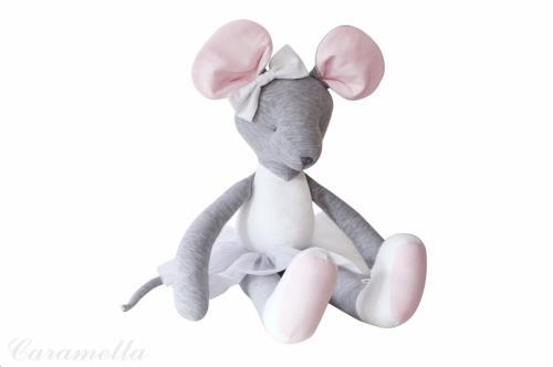 Decoratieve muis roze