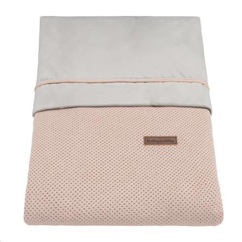 Dekbedovertrek 100x135 cm Classic blush