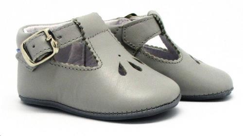 Babychic schoentje grijs maat 19