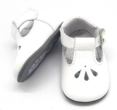 Babychic schoentje wit maat 18