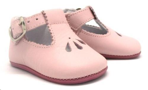 Babychic schoentje roze maat 19