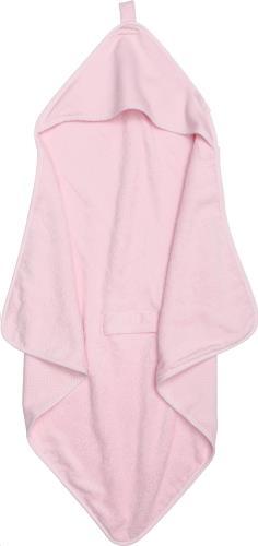 Badcape soft pink