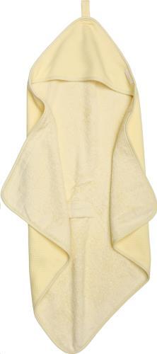 Badcape soft yellow