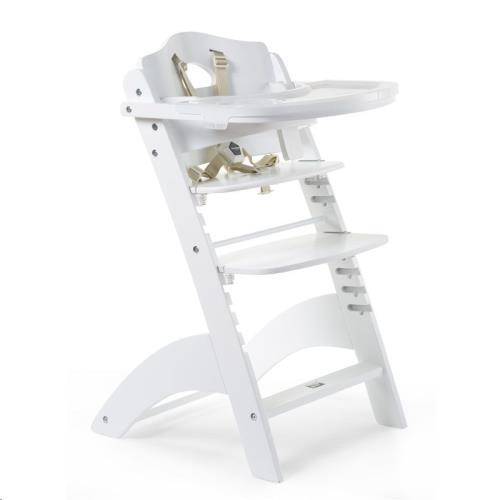 BABY MEEGROEISTOEL LAMBDA 3 WIT + PVC TABLET