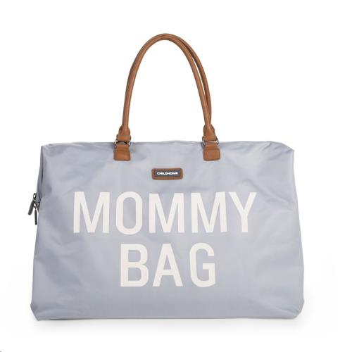 MOMMY BAG GROOT GREY OFF WHITE