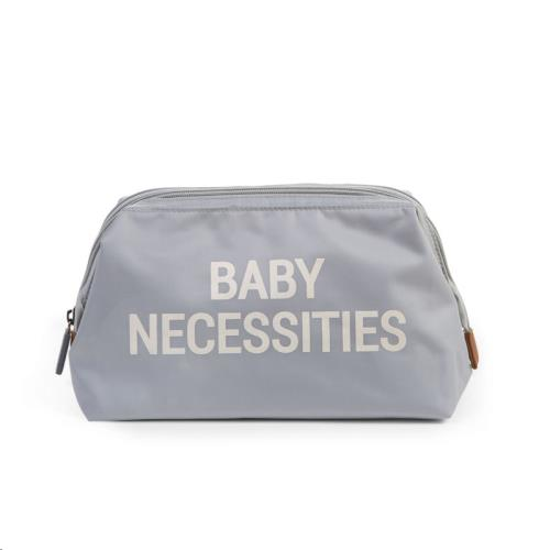 BABY NECESSITIES GREY OFF WHITE