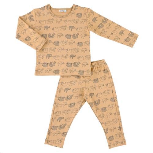Pyjama 2 delig maat 4 j - Silly Sloth - 80-430