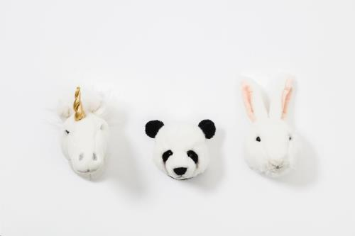 Lovely box mini trophy - eenhoorn / panda / konijn