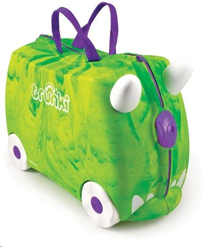 Trunki Ride-on koffer Trunkisaurus Rex