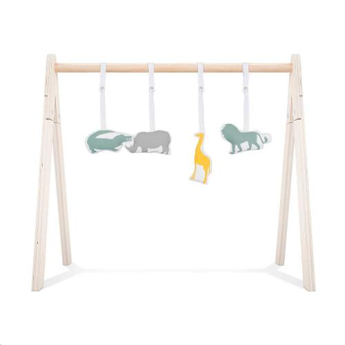 Babygym toys Safari (4pcs)