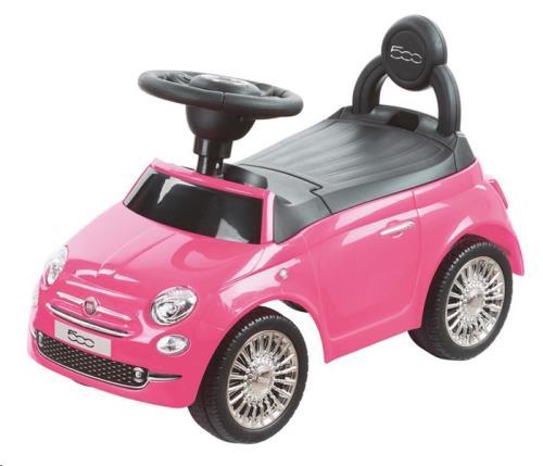 Fiat 500 - Pink