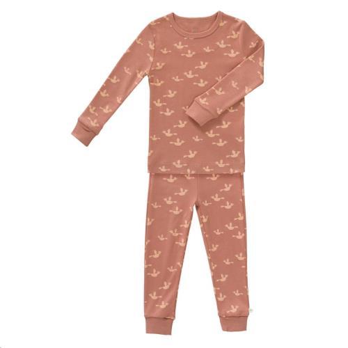 2-Delige pyjama Birds maat 1 jaar