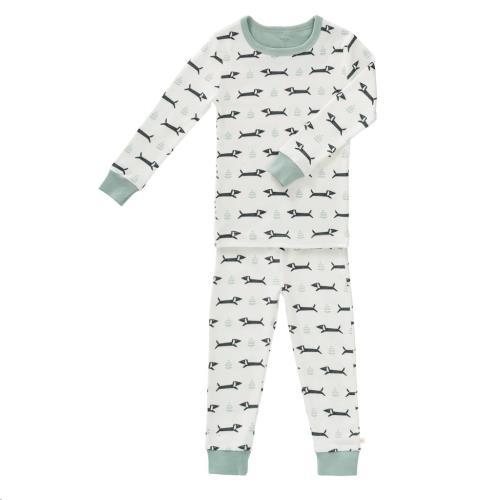 2-Delige pyjama Dachsy maat 4 jaar