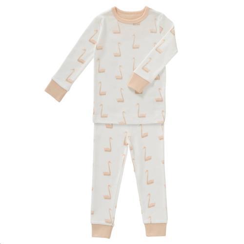2-Delige pyjama Swan maat 1 jaar