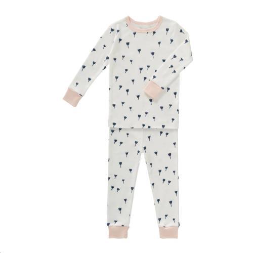2-Delige pyjama Tulip indigo maat 4 jaar