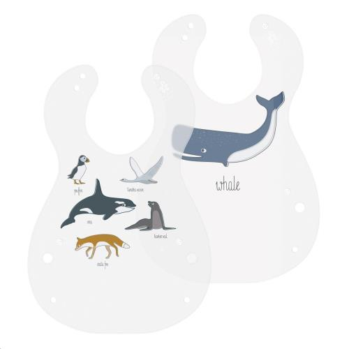 Slab Arctic animals 2-pack
