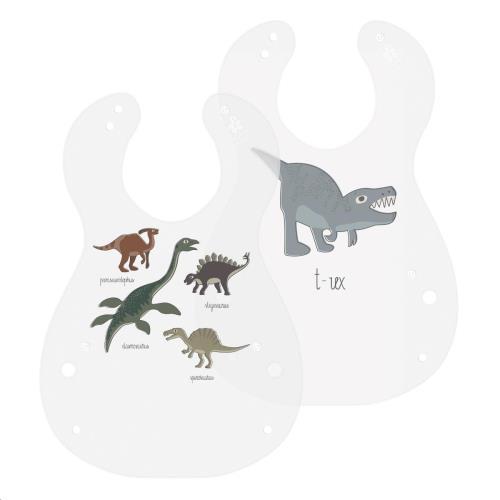 Slab Dino 2-pack (Sebra)
