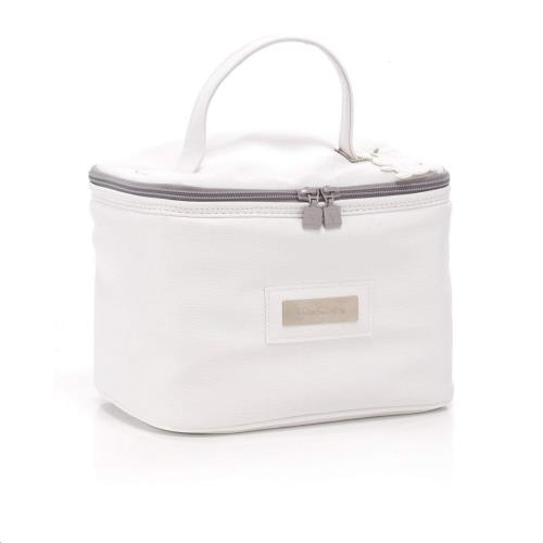 HOLD ALL BAG MINI WHITE 19x24x17 CM (Cambrass)
