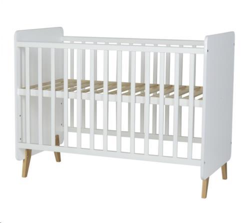 LOFT BED 120*60 CM - WHITE