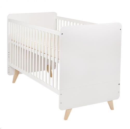 LOFT OMVORMBAAR BED 140*70 CM - WHITE