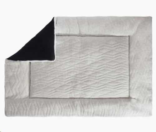 parklegger omkeerbaar - Geometry Jacquard - Black & Stone
