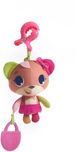 Hangspeeltje Jitter - Izzy Bear Pink - Princess Tales