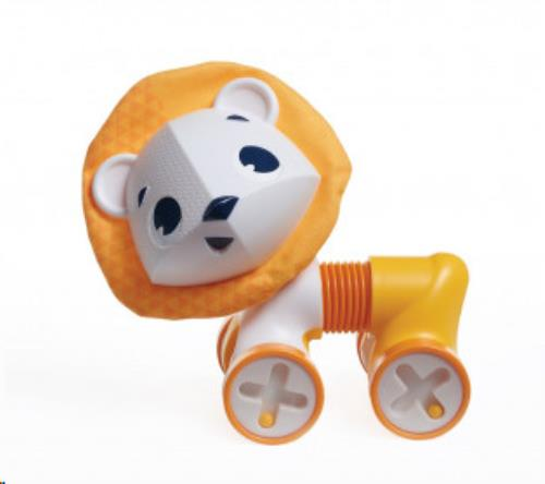 Tiny Rolling Toys - Florence Lion