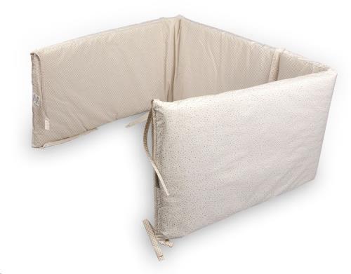 STOOTKUSSEN bed / 1deel PARKOMTREK Cuban sand