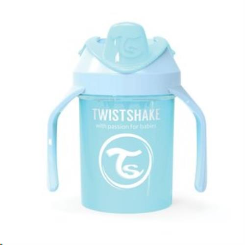 MINI CUP 230ML PASTEL BLAUW