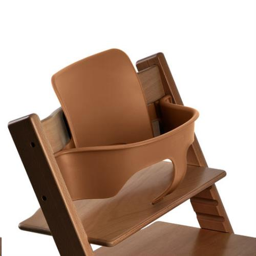 Tripp Trapp baby set Walnut Brown