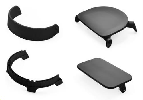 Stokke Steps Zitting Black