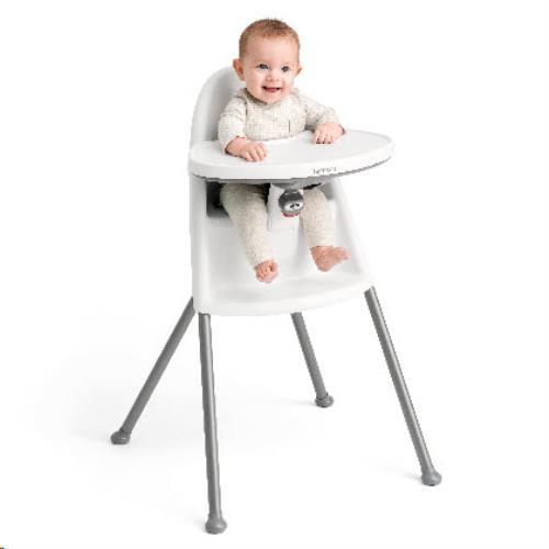 BABYBJÖRN Kinderstoel 'White Grey''