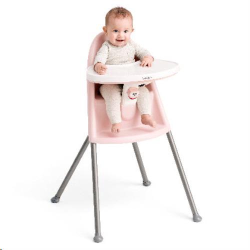 BABYBJÖRN Kinderstoel 'Light Pink Grey''