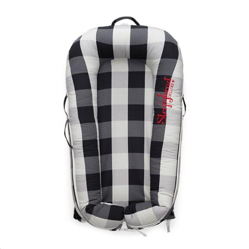 Deluxe+ Cover CHARCOAL PLAID