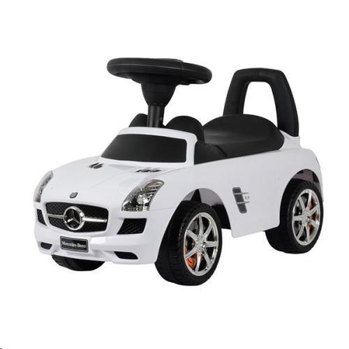 Mercedes SLS White
