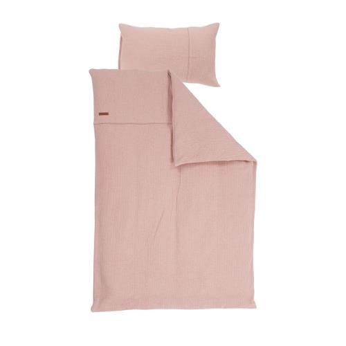 1 pers. dekbedovertrek - pure pink