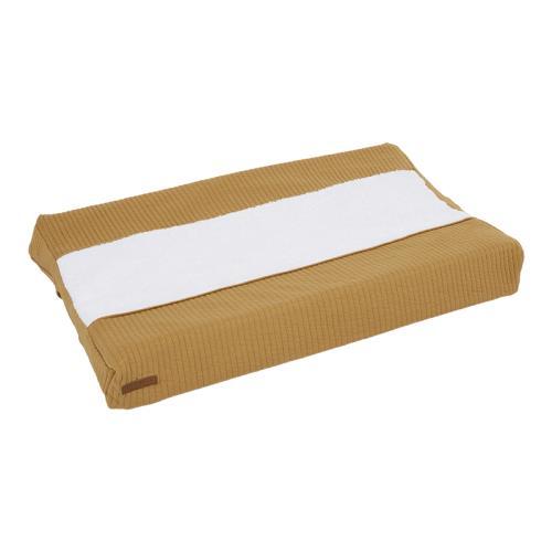 Aankleedkussenhoes - Pure Ochre 44x68-72