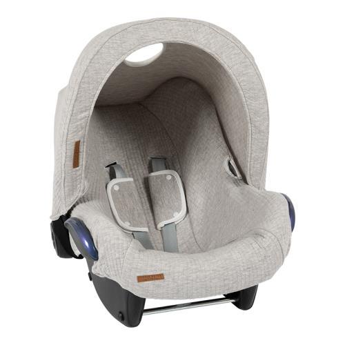 Zonnekap autostoeltje 0+ - Pure Grey
