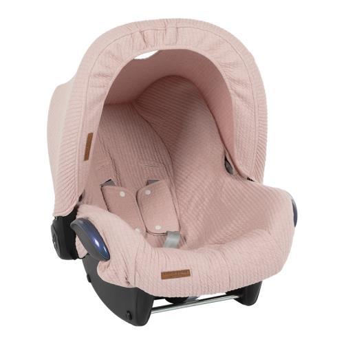 Zonnekap autostoeltje 0+ - Pure Pink