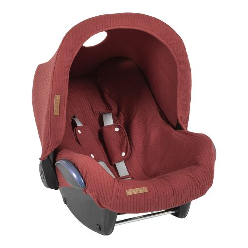 Zonnekap autostoeltje 0+ - Pure Indian Red