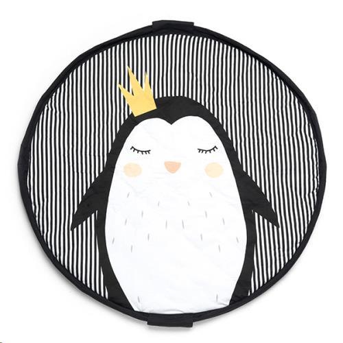 Speelmat / Opbergzak Pinguin Soft 140 cm