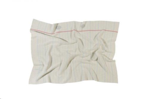Baby Blanket Notebook 90 x 120