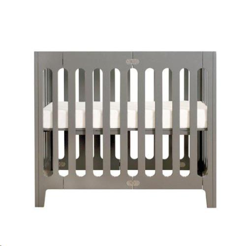 Alma Mini (urban design wieg) frost grey  Wieg 90x45cm