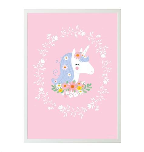 Poster: Lovely Unicorn
