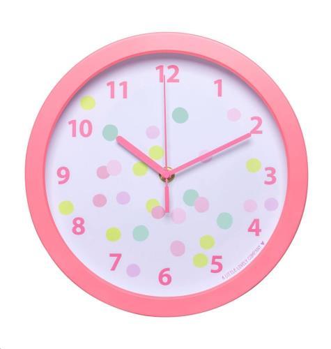 Clock: Confetti