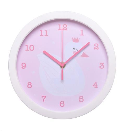 Clock: Swan